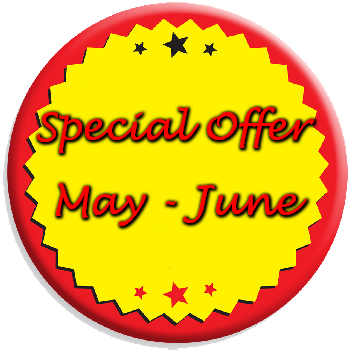 May-June offer