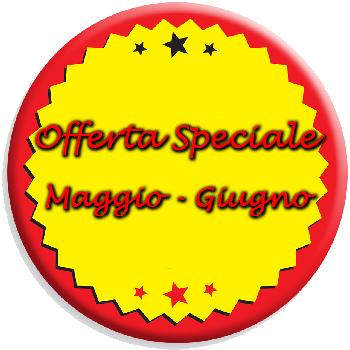 Offerta Maggio-Giugno